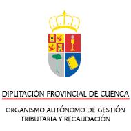 Escudo de ORGANISMO AUTÓNOMO DE GESTIÓN TRIBUTARIA Y RECAUDACIÓN DE LA DIPUTACIÓN DE CUENCA